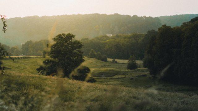 田舎の風景画像
